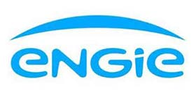 Small logo of the customer Engie