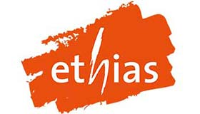 Small logo of the customer Ethias