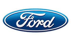 Small logo of the customer Ford