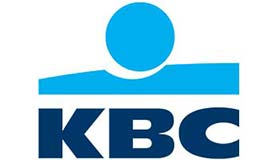 Small logo of the customer KBC