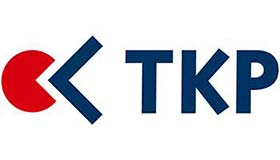 Small logo of the customer TKP