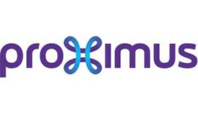 Small logo of the customer Proximus