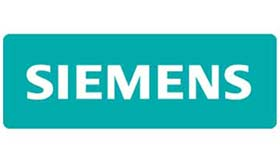 Small logo of the customer Siemens