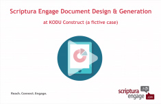 kodu-multi - Scriptura Engage