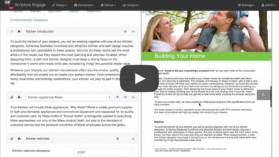 Interactive Correspondence