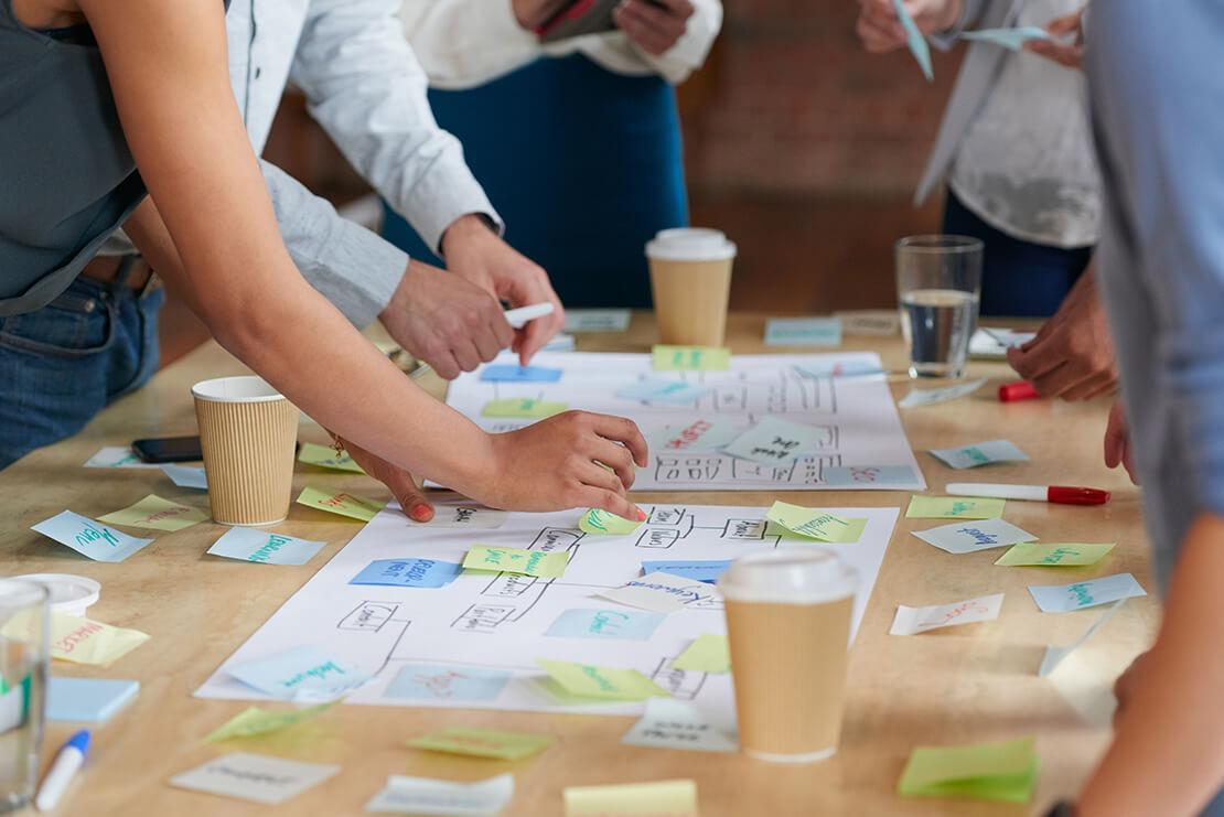Service Design concepts Market study