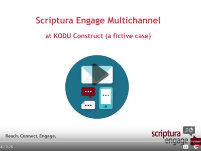 multichannel-webcast - Scriptura Engage