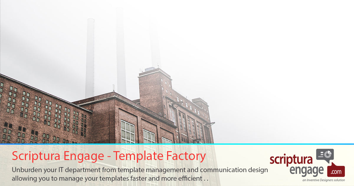 Template Factory - Scriptura Engage