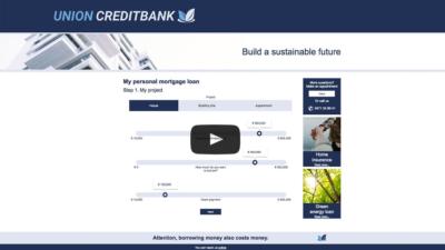 mortgage-loan-application-simulation